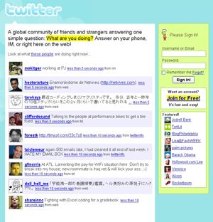 ide blogging dari twitter